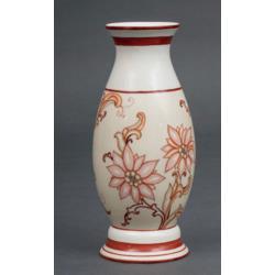 """Porcelāna vāze """"Ziedi"""""""
