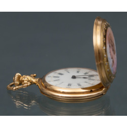 Zelta pulkstenis Ulysse Nardin