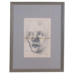 Lidijas Ubānes portrets