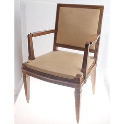 Art deko stila krēsli (2 gab.)