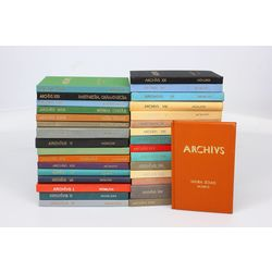 Archivs, pilns komplekts