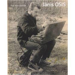 Ilze Konstante, Jānis Osis