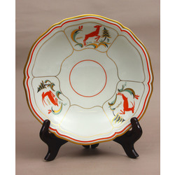 Porcelāna šķīvis/augļu trauks
