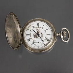 Sudraba pulkstenis