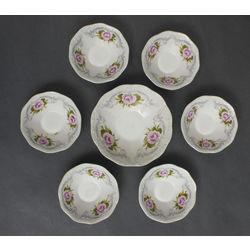 Porcelāna komplekts (6+1)