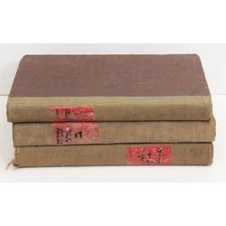 Grāmatas ebreju valodā (3 gab.) (IV, V, II)