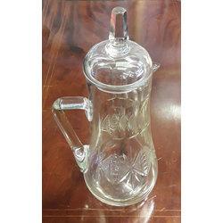 Stikla ūdens krūka