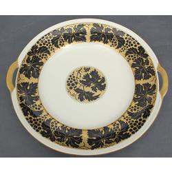 Porcelāna sķīvis ar gleznojumu