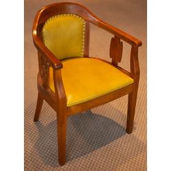 Rakstāmgalda krēsls jūgendstilā