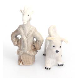 Porcelāna mini figūriņas
