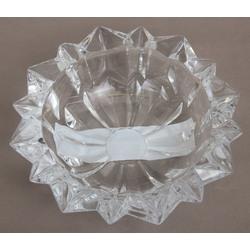 Iļģuciema stikla fabrikas kristāla trauks