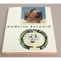 Karel Hetteš, Moderne keramik