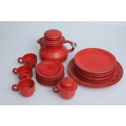 Keramikas kafijas servīze