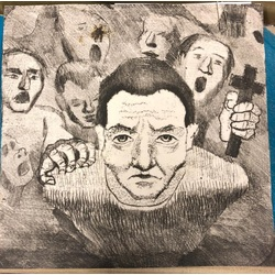 Divpusējs zīmējums - Cietēji