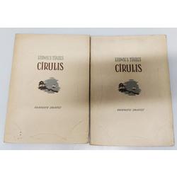 2 grāmatas - Ludwigs Tugels, Cīrulis