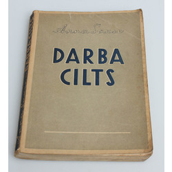 Anna Sakse, Darba cilts(romāns)