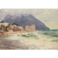 Ainava ar Jūru