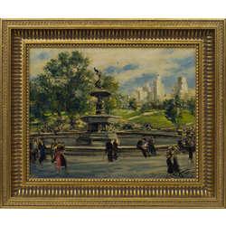 Ņujorkas centrālais parks
