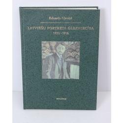 Eduards Kļaviņš, Latviešu portreta glezniecība, 1850-1916