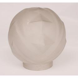 Stikla lampu kupols
