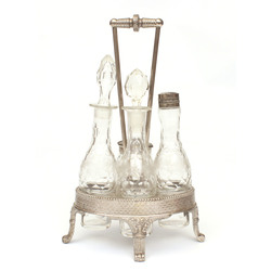 Stikla garšvielu trauciņi (4. gb.)