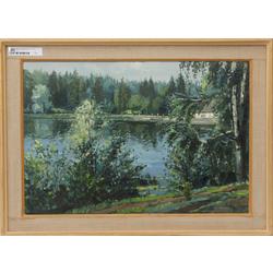 Kasdangas ezers