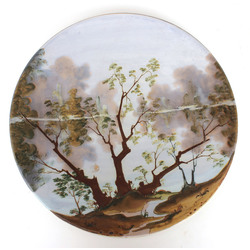 Porcelana šķīvis