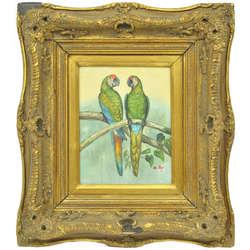 Papagaiļi