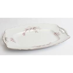 Porcelāna cepeša šķīvis