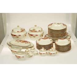 Porcelāna pusdienu servīze
