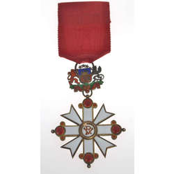 Viestura ordenis (piektā šķira)