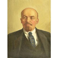 Ļeņina portrets