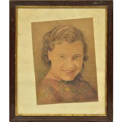 Sievietes portrets