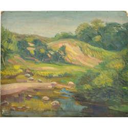 Zaļa ainava