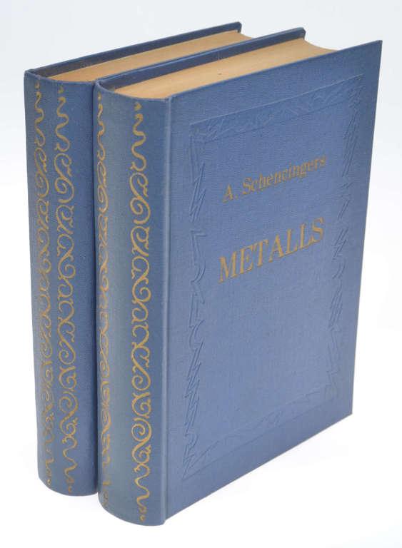 2 grāmatas -