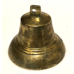 Bronzas metāla zvans