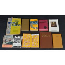 Numizmātikas grāmatas un katalogi