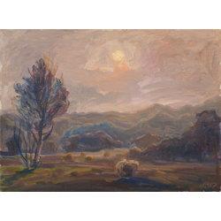 saullēkts kalnos