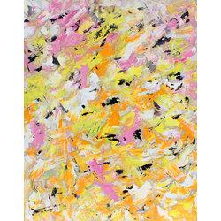 Abstrakta kompozīcija VII