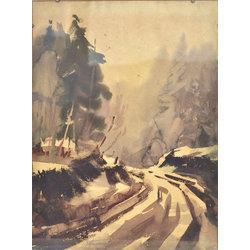 Ceļš mežā