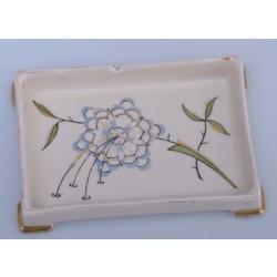 Rozā porcelāna trauciņš
