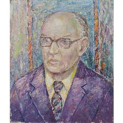 L. Āriņa portrets