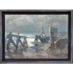 Zvejnieki