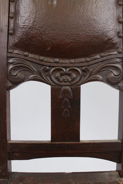 Ozolkoka krēsls