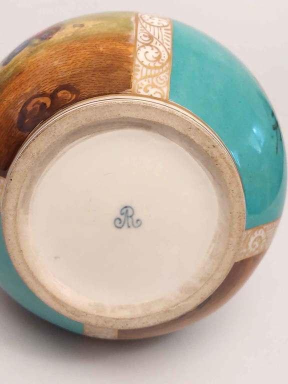 Agrā Meisenes porcelana vāze